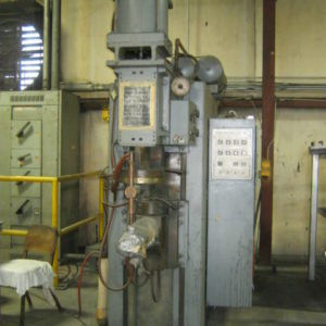 Used Sciaky Press Type 3 Phase Spot Welder