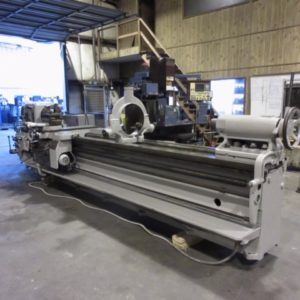 TOS Geared-Head Precision Heavy Duty Engine Lathe