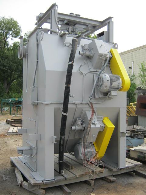 Used Ervin Industries Shot Blast / Peening Machine