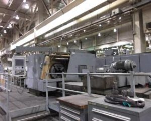 Butler Newell Model ICG100 CNC Internal Grinder