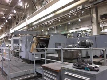 Butler Newell Model ICG100 CNC Internal Grinder