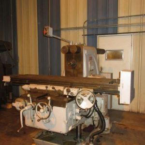 Kearney and Trecker 320TF17 Horizontal Mill
