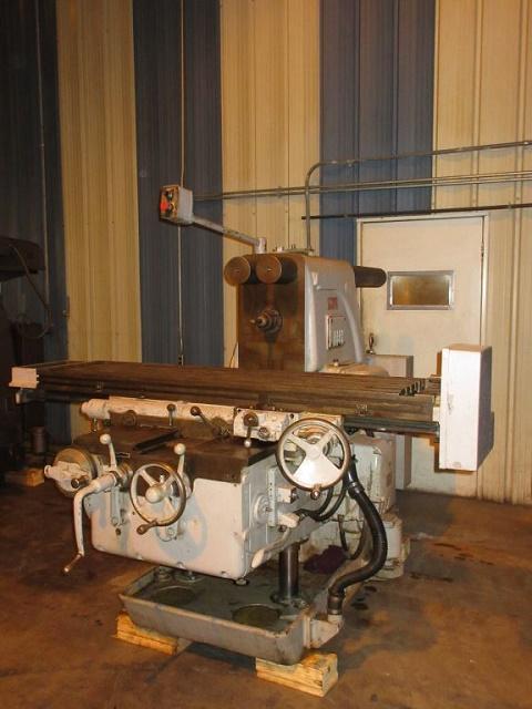 Kearney and Trecker 320TF17 Horizontal Mill