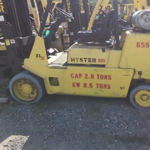 Used Hyster S100XL2 Forklift