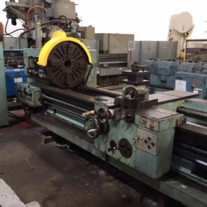 TOS 33″ X 196″ Engine Lathe