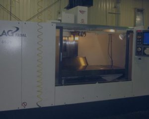 Mills and Machining Centers
