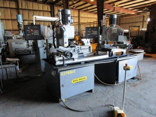 Used Hyd-Mech 2 Head Semi-Automatic Cold Saw