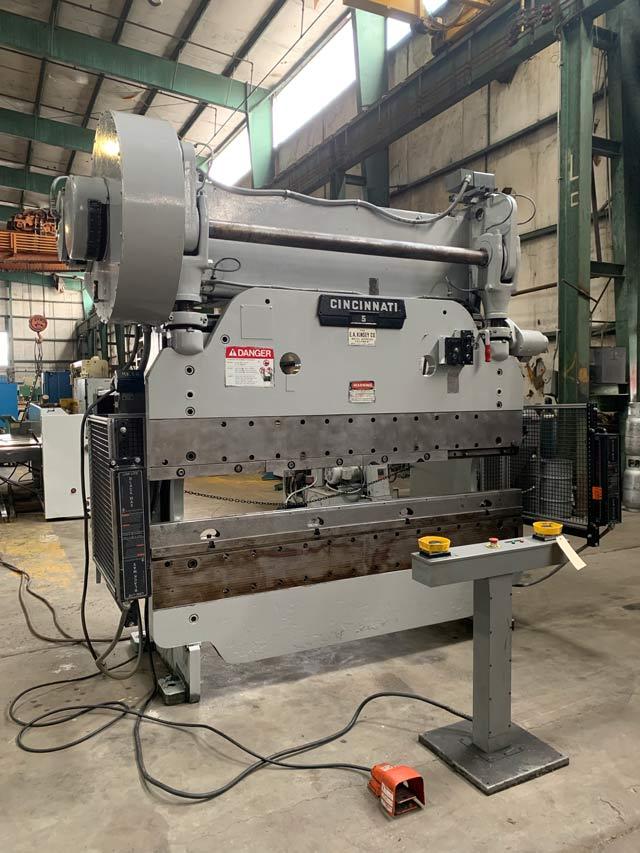 Cincinnati Series 5 x 6 Mechanical Press Brake – Pearl