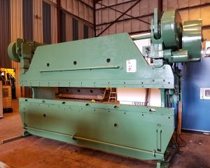 Used Wysong Mechanical Press Brake