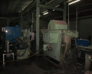 Used Yoder WH25 Tube Mill Line