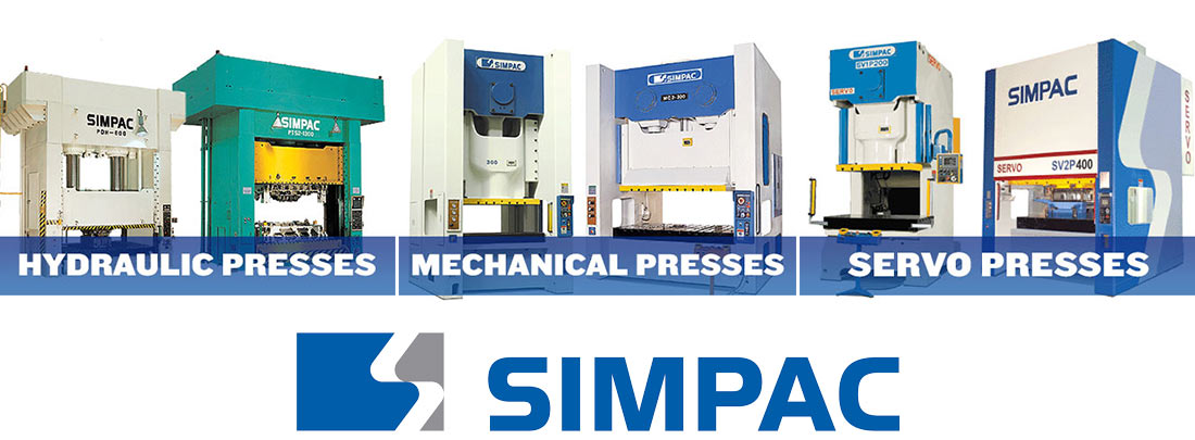 New Simpac Machinery