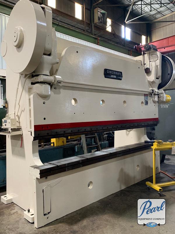 Used Cincinnati 300 Ton x 12' Mechanical Press Brake