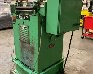 Used Littell Continuous Straightening Feeder