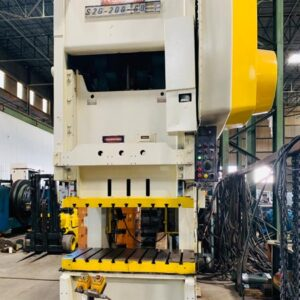 Niagara S2G-200-60-30 2 Point Gap Frame Press