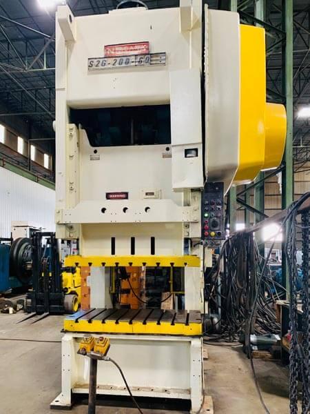 Niagara S2G-200-60-30 2 Point Gap Frame Press