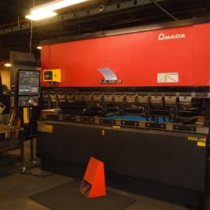 Used Amada 110 Ton x 10' Hydraulic Press Brake