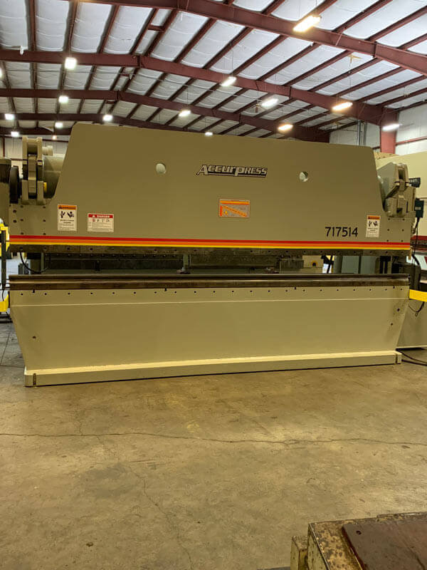 Accurpress 175 Ton x 14' CNC Hydraulic Press Brake