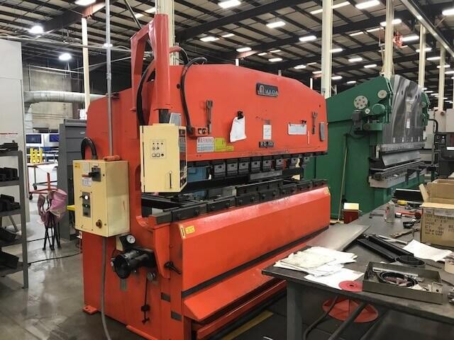 Amada RG100 Hydraulic Press Brake